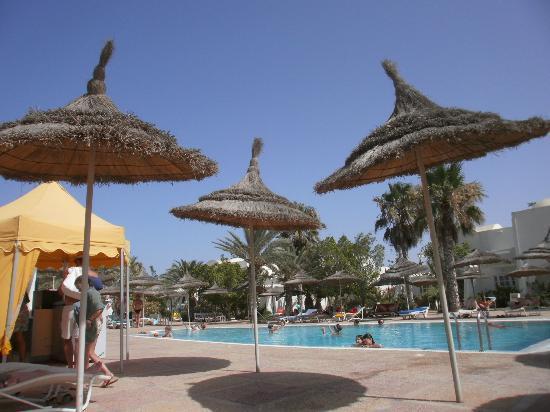 Nouvelles Frontières Hôtel-Club Le Djerba : piscine eau de mer