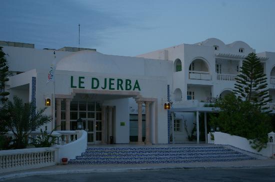 Nouvelles Frontieres Hotel-Club Le Djerba: l'acceuil