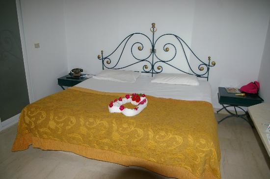 Nouvelles Frontières Hôtel-Club Le Djerba : chambre ( mini suite )