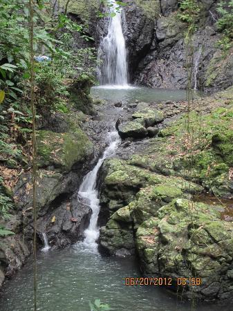 Namale Resort & Spa: The Waterfall!