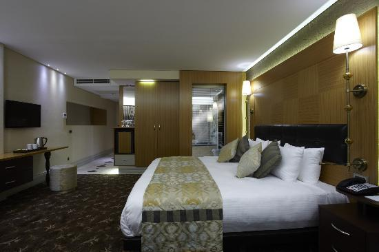 Istanbul Gonen Hotel: Room