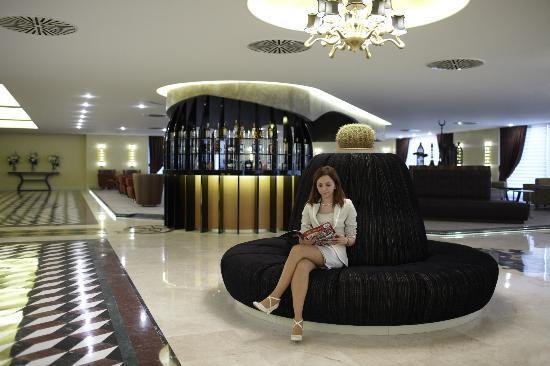 Istanbul Gonen Hotel: Lobby