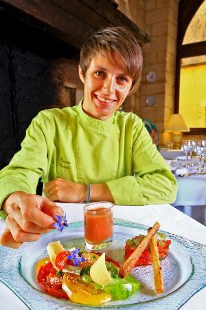 Marion Second de cuisine Picture of La Couleuvrine Sarlat la #1: filename la couleuvrine