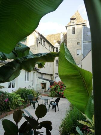 Hôtel François d'Ô : L'hôtel derrière les Bananiers