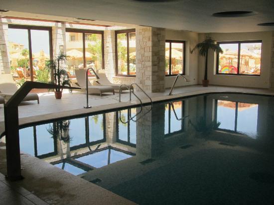 Cactus Royal Resort: spa