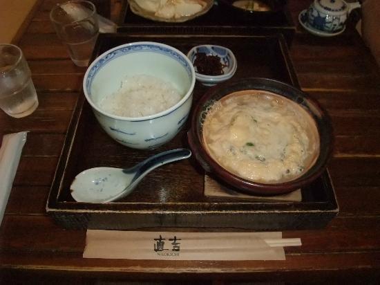 Yubadonnaokichi: 湯葉丼