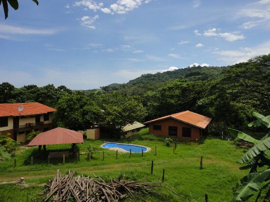 Hotel Laguna Mar: View