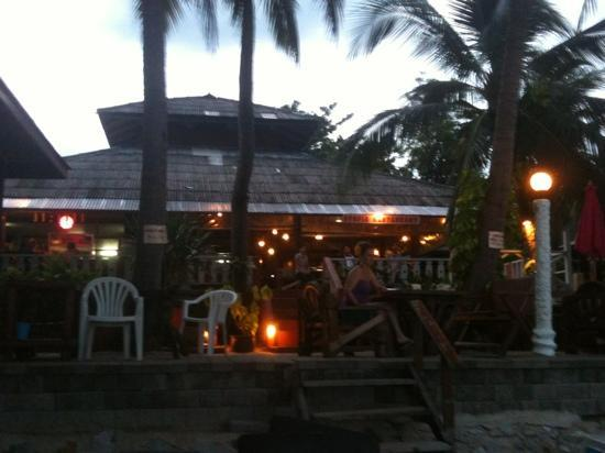 Utopia Resort: goed en betaalbaar eten @ Utopia restaurant