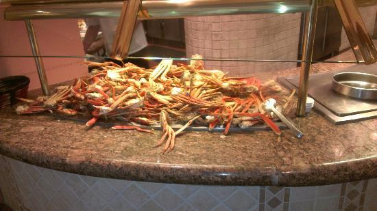 giant crab legs picture of beau rivage buffet biloxi tripadvisor rh tripadvisor com beau rivage biloxi buffet coupons beau rivage buffet biloxi phone number