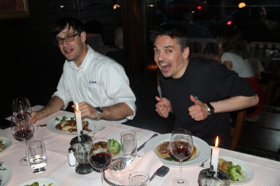 Ristorante La Fattoria: Food's great!