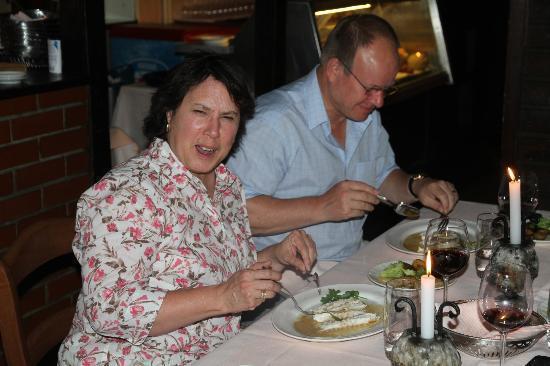 Ristorante La Fattoria: Woowee!  I just love this food!