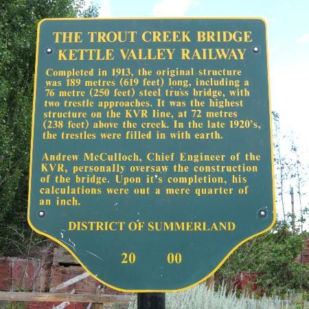 Kettle Valley Steam Railway: The History of the KVR