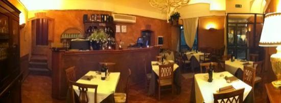 Osteria Anfiteatro : Bar