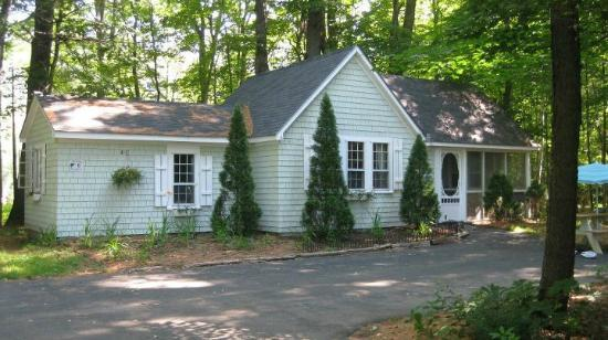 Sky Valley Motel & Cottages : Cottage #6