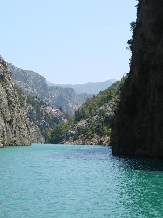 VIGOTOUR Day Tours: Green Canyon in the Taurus mountains
