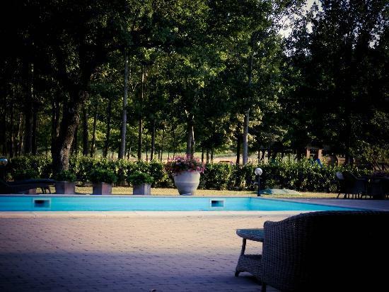 Residenza Torre Del Colle: piscina