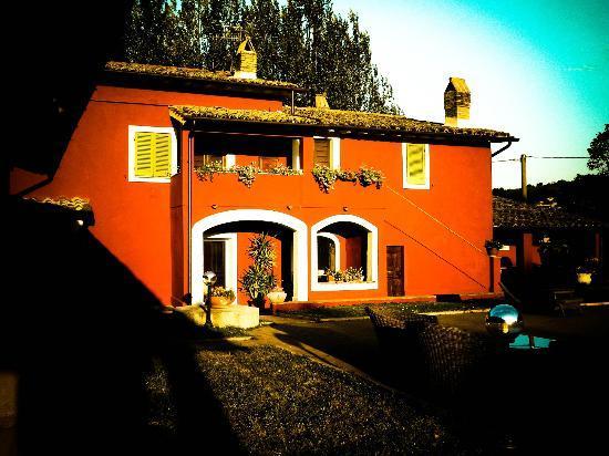 Residenza Torre Del Colle: agriturismo