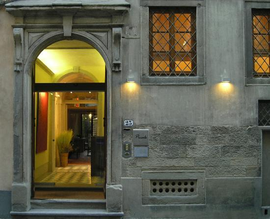 Piccolo Residence Apart-Hotel: entrance