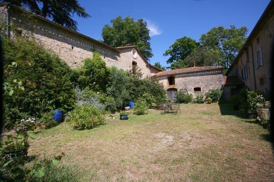 Villelongue Cote Jardins