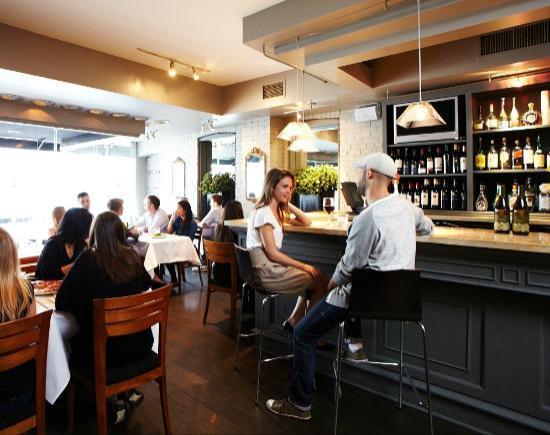 IL FORNELLO, Danforth: IL FORNELLO Danforth at Bar