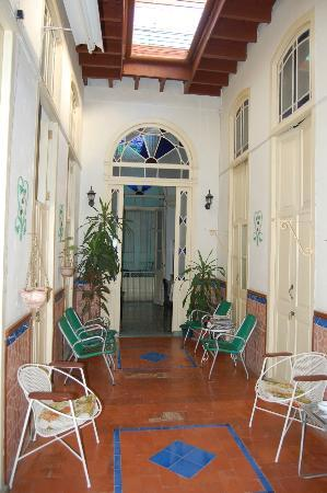 Casa Pablo Rodriguez : common area