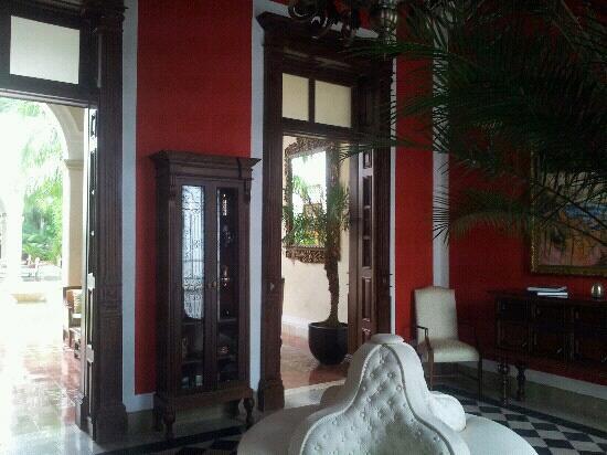 Casa Lecanda Boutique Hotel: Entrada