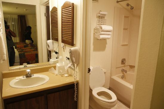 Bryce View Lodge: bathroom