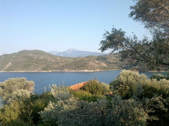 Villa Platanaki: Dich Bucht von Kerveli