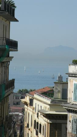 Villa Margherita : View of the bay from our room