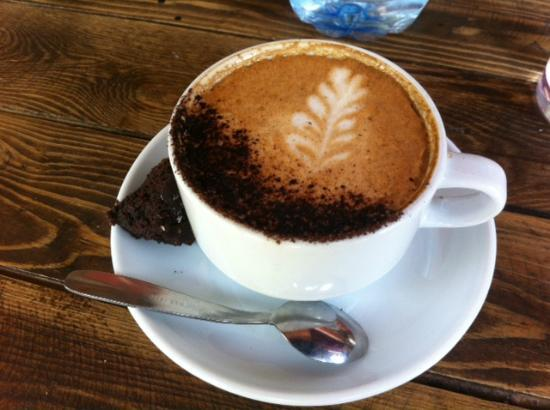 Cafe Safak: Latte