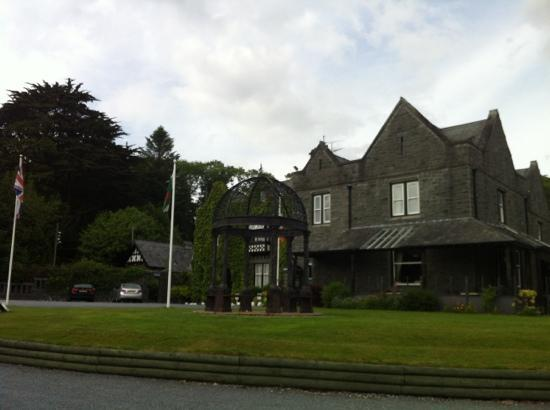 Bron Eifion Country House Hotel: Front