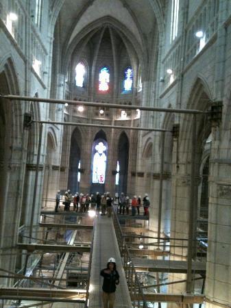 Catedral de Santa Maria : Vue sur la nef