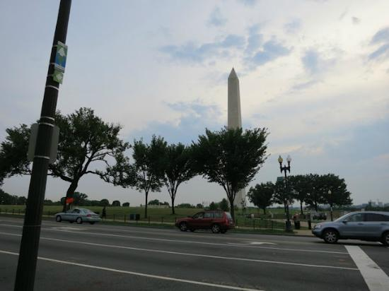 Context Washington Tours: Washington Monument