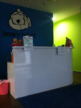 Beary Nice! by a beary good hostel: Reception