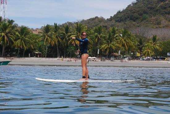 Samara Adventure Company: Stand Up Paddle tour