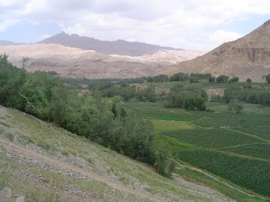 Cultural Landscape and Archaeological Remains of the Bamiyan Valley: A Valley heading into Bamyan