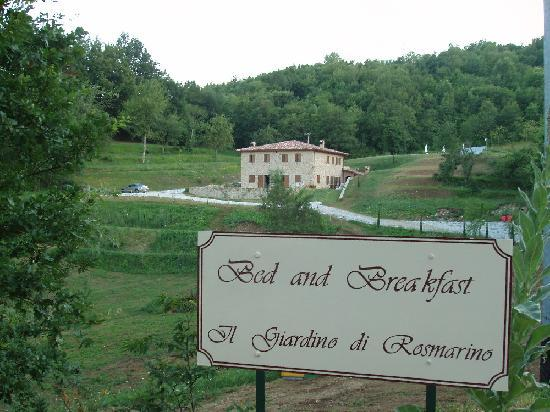 B&B Il Giardino di Rosmarino