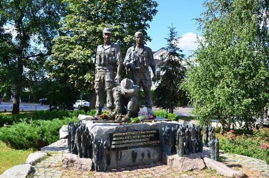 Afghanistan 1979-1989 War Memorial