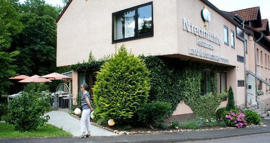 Restaurant Niedmuehle Land & Genuss Hotel : een ontdekking in een verdoken hoekje!