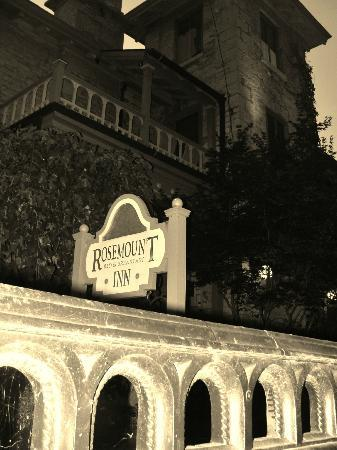 The Haunted Walk of Kingston : one of the stops