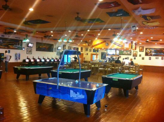 Sports bar picture of hotel riu santa fe cabo san lucas tripadvisor - Pictures of bars ...