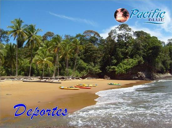 Ladrilleros, Colombia: Playa Dorada