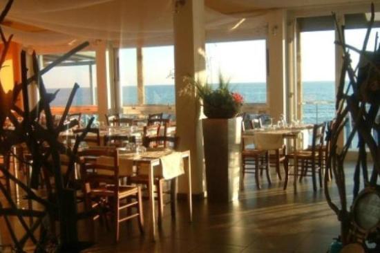 Marina di Pisa, Italia: foto terrazza ristorante