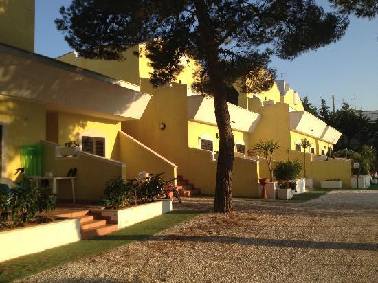 Argeste Club Vacanze : Vista esterna