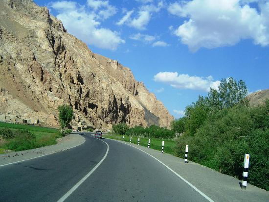 Cultural Landscape and Archaeological Remains of the Bamiyan Valley: The road to Bamyan