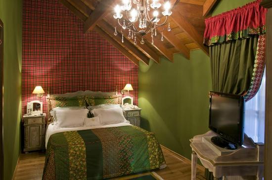 Hotel Casa da Montanha: Suíte Natalina
