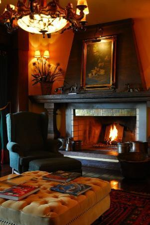 Hotel Casa da Montanha: Sala de Estar