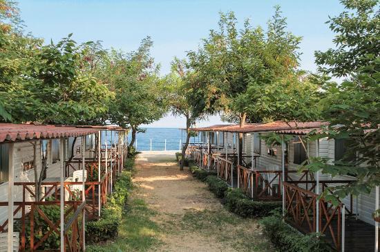 Camping La Focetta Sicula: Mobilhome