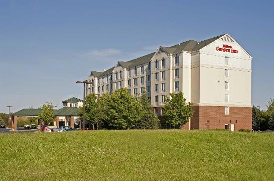 Hilton Garden Inn Plymouth: Exterior