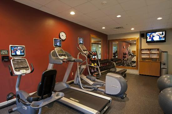 Hilton Garden Inn Plymouth: Fitness Center